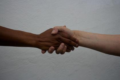 Hände sw