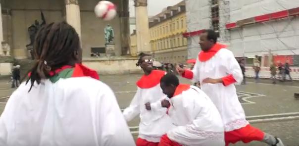 fusball-senegalese