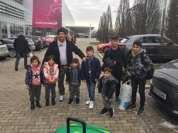 Familie S München