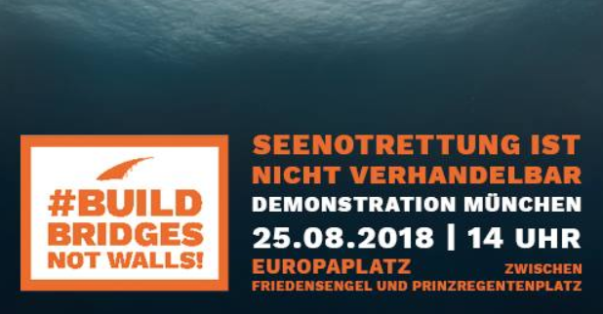 seebrücke Demo München